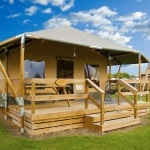 Location Glamping confort - 6 personnes* - Camping Les Mathes