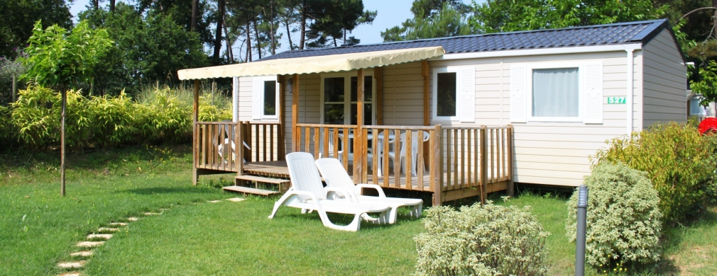 Mobil-home SMALL FAMILY -  4/5 personnes